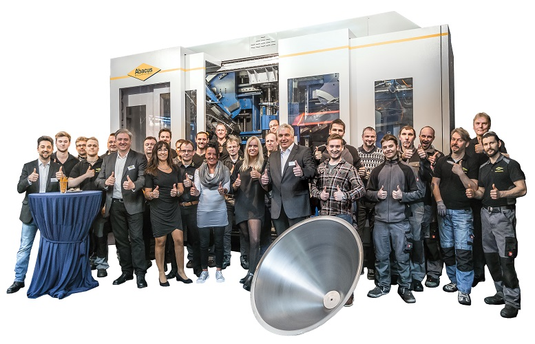 Teamfoto, Abacus GmbH