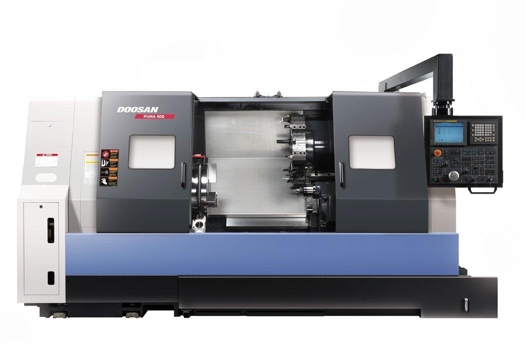 Abacus GmbH, CNC Turning Machines, CNC-Turning, DOOSAN