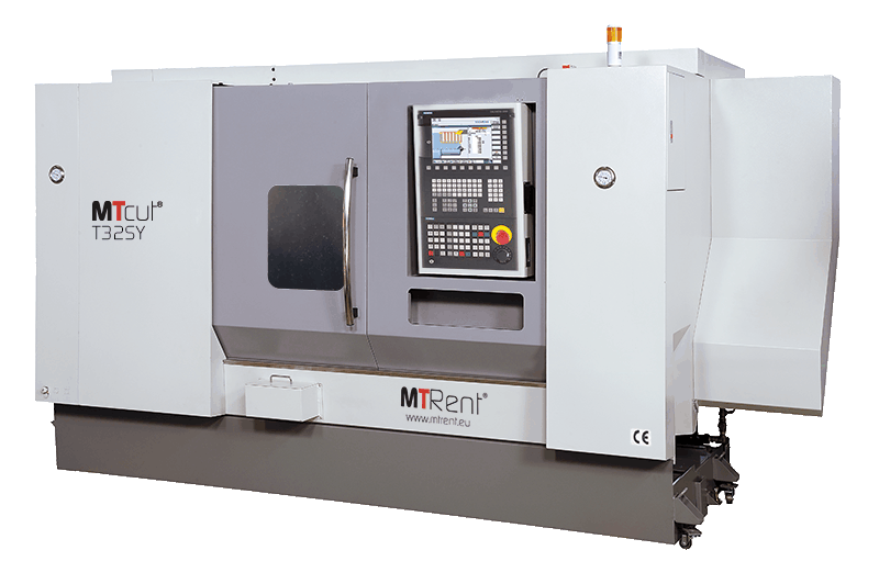 Abacus GmbH, CNC Turning Machines, CNC-Turning, MTCut